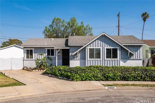 21804 Rashdall Avenue, Carson, CA 90745 (#PW20036994) :: RE/MAX Empire Properties