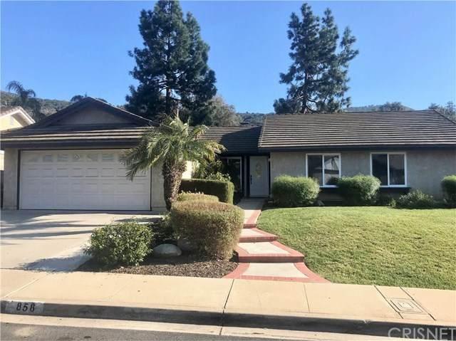 858 Maplewood Avenue, Newbury Park, CA 91320 (#SR20038412) :: Cal American Realty