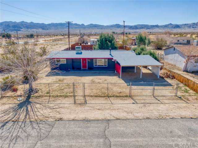 64867 Tonto Drive, Joshua Tree, CA 92252 (#IV20037417) :: Allison James Estates and Homes