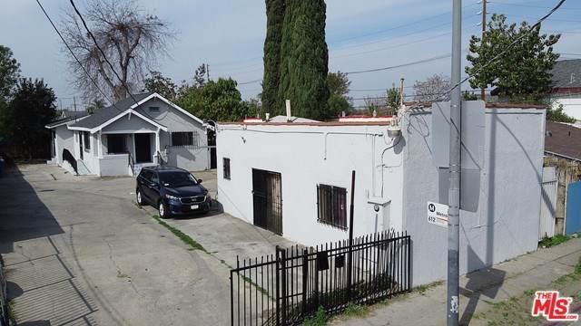 10809 Wilmington Avenue, Los Angeles (City), CA 90059 (#20556054) :: Berkshire Hathaway Home Services California Properties