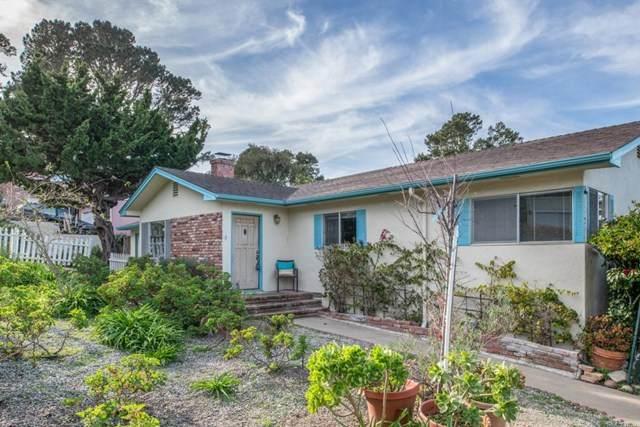 805 Grace Street, Monterey, CA 93940 (#ML81780662) :: RE/MAX Masters