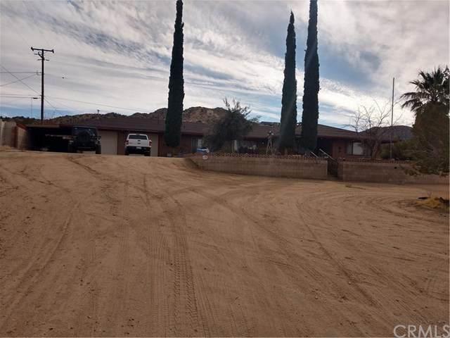 8108 Hopi, Yucca Valley, CA 92284 (#EV20036590) :: Allison James Estates and Homes