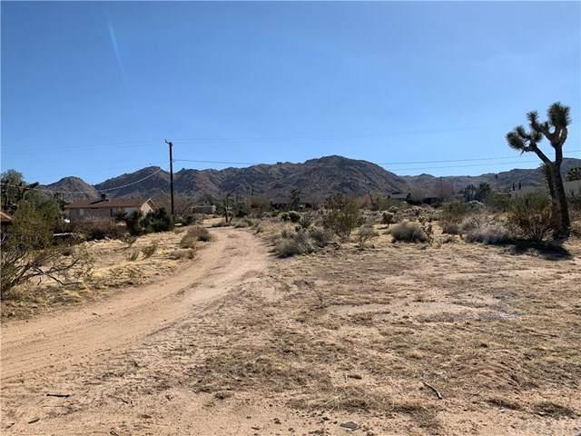 9 Alta Loma Drive, Joshua Tree, CA 92252 (#JT20038506) :: Compass