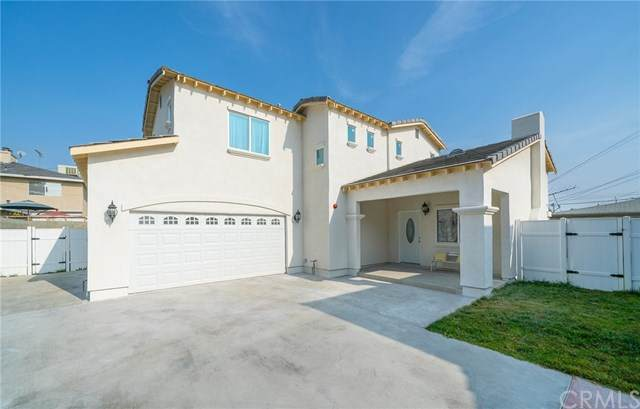 9735 Rose Street, Bellflower, CA 90706 (#PW20038450) :: Allison James Estates and Homes