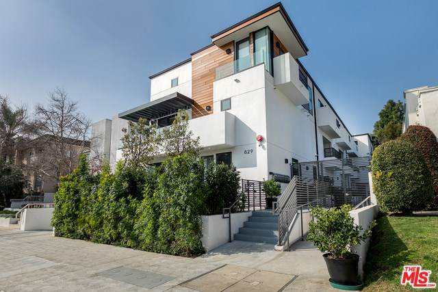 829 N Martel Avenue #4, Los Angeles (City), CA 90046 (#20556668) :: The Marelly Group | Compass