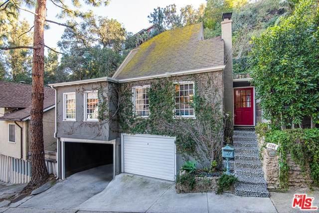 6184 Glen Oak Street, Los Angeles (City), CA 90068 (#20553516) :: Allison James Estates and Homes