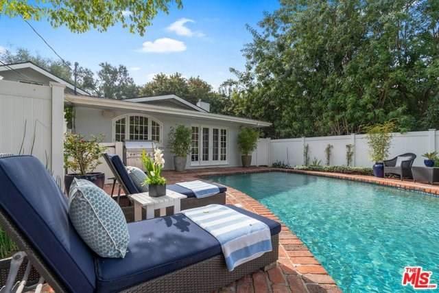 9736 Hensal Road, Beverly Hills, CA 90210 (#20556296) :: Allison James Estates and Homes