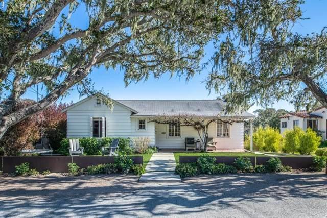 61 Via Paraiso, Monterey, CA 93940 (#ML81783599) :: RE/MAX Parkside Real Estate