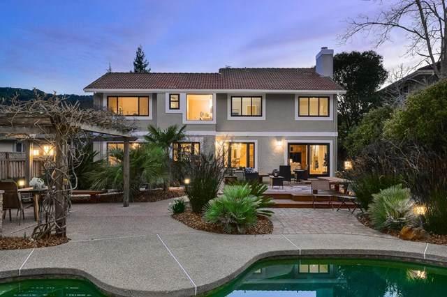 1481 Crestview Drive, San Carlos, CA 94070 (#ML81783598) :: The Bashe Team