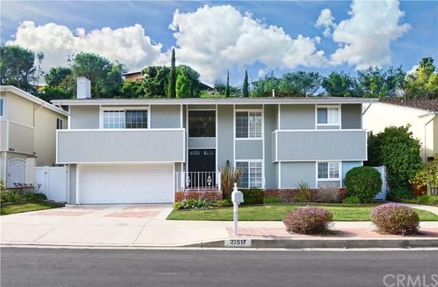 27517 Elmbridge Drive, Rancho Palos Verdes, CA 90275 (#PV20035601) :: Millman Team