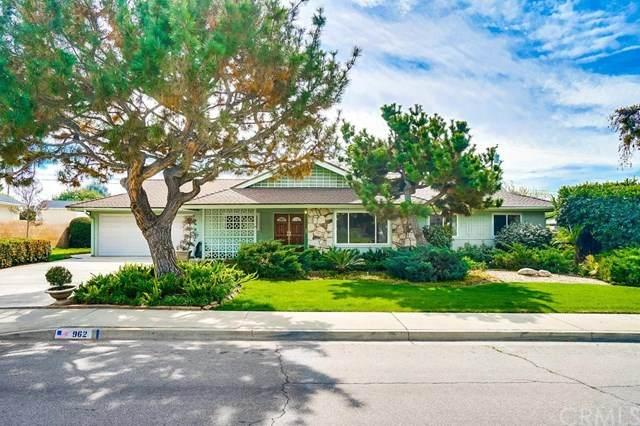 962 Kent Drive, Claremont, CA 91711 (#CV20036795) :: Coldwell Banker Millennium