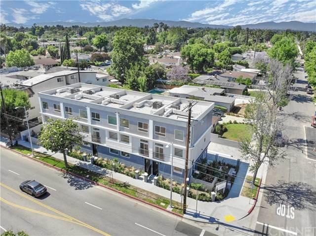 5203 Lemona Avenue #4, Sherman Oaks, CA 91411 (#SR20038692) :: The Bashe Team