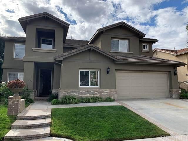 23264 Cuestport Drive, Valencia, CA 91354 (#SR20036676) :: Allison James Estates and Homes