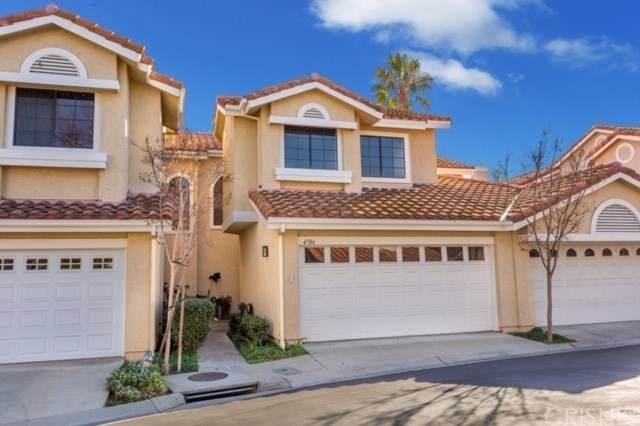 4786 Castello Way, Oak Park, CA 91377 (#SR20037868) :: Faye Bashar & Associates