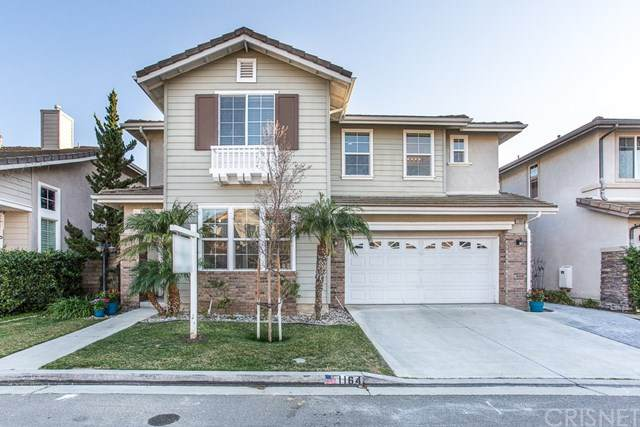 1164 Golden Amber Lane, Simi Valley, CA 93065 (#SR20037694) :: Cal American Realty