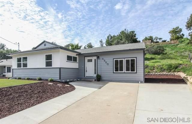5990 Nagel Street, La Mesa, CA 91942 (#200008831) :: RE/MAX Masters