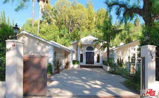 4744 Balboa Avenue, Encino, CA 91316 (#20556786) :: Berkshire Hathaway HomeServices California Properties