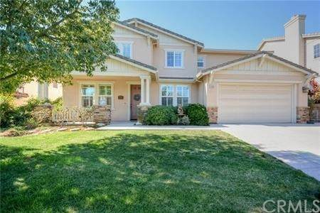 6340 Daylily Court, Rancho Cucamonga, CA 91737 (#CV20038789) :: Allison James Estates and Homes