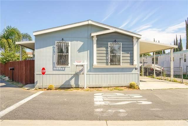 222 S Rancho Avenue #80, San Bernardino, CA 92410 (#CV20038811) :: Team Tami