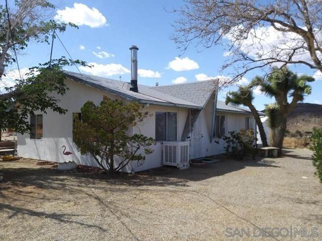 55339 Del Sol Lane, Yucca Valley, CA 92284 (#200008859) :: Crudo & Associates
