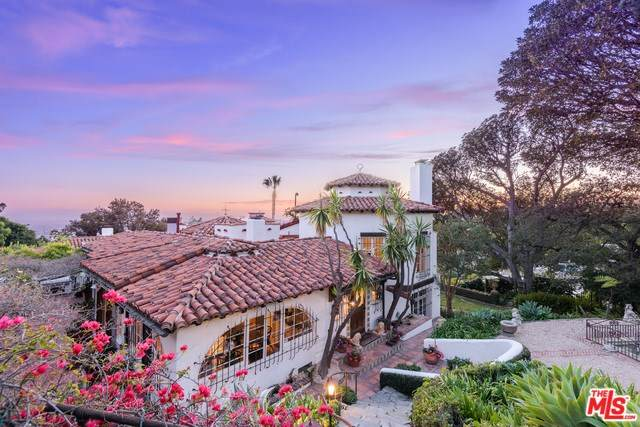 1500 Seabright Place, Beverly Hills, CA 90210 (#20555578) :: Allison James Estates and Homes
