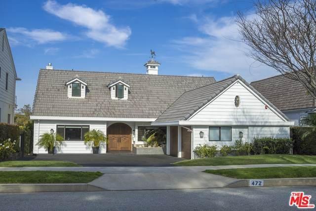 472 S Spalding Drive, Beverly Hills, CA 90212 (#20555944) :: Veléz & Associates