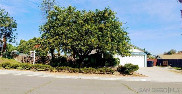 2320 Madroncillo St, San Diego, CA 92114 (#200008886) :: RE/MAX Masters