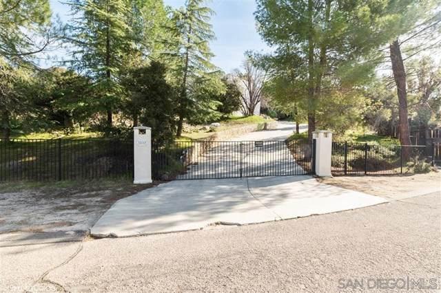32113 Cerrado Del Coyote, Warner Springs, CA 92086 (#200008884) :: RE/MAX Masters