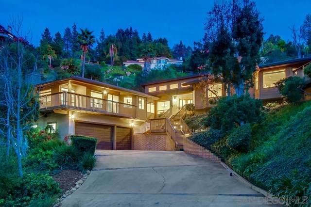 4900 Helix Hills Ter, La Mesa, CA 91941 (#200008887) :: RE/MAX Masters