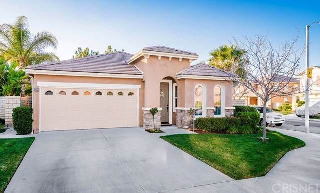 28353 Houston Court, Saugus, CA 91350 (#SR20038986) :: Allison James Estates and Homes