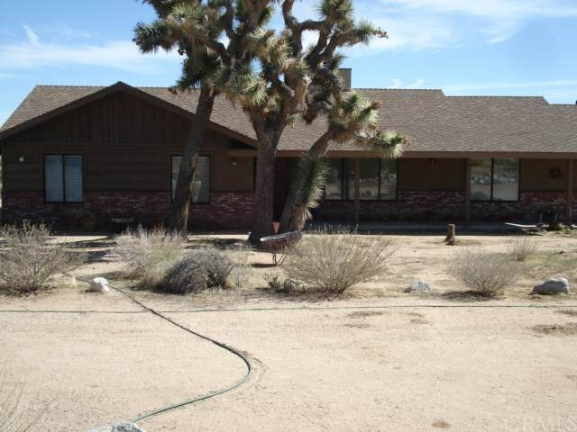 2657 Avalon Avenue, Yucca Valley, CA 92284 (#JT20038972) :: Allison James Estates and Homes