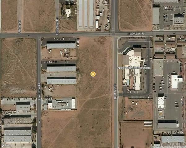 22132 Powhatan Road, Apple Valley, CA  (#CV20038969) :: A|G Amaya Group Real Estate