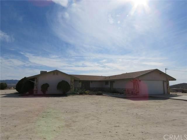 57044 Juarez Court, Yucca Valley, CA 92284 (#JT20038973) :: Allison James Estates and Homes