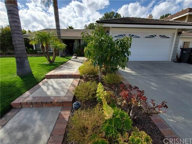 25523 Via Pacifica, Valencia, CA 91355 (#SR20039043) :: Allison James Estates and Homes