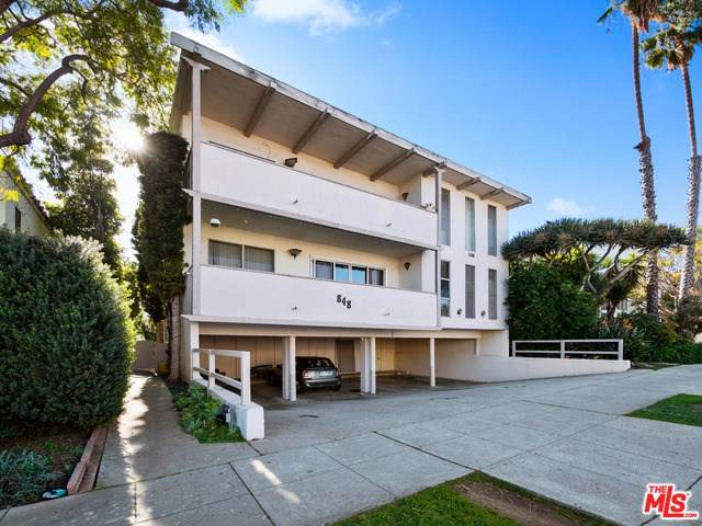 848 19TH Street, Santa Monica, CA 90403 (#20556998) :: The Marelly Group | Compass