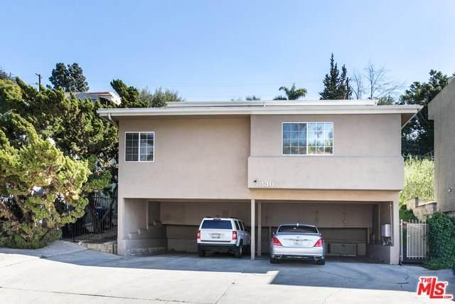 830 Tularosa Drive, Los Angeles (City), CA 90026 (#20556858) :: The Bashe Team