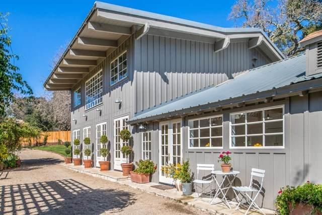 29 Los Robles Road, Carmel Valley, CA 93924 (#ML81783692) :: RE/MAX Parkside Real Estate