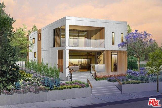 2223 California Avenue, Santa Monica, CA 90403 (#20556996) :: The Marelly Group | Compass