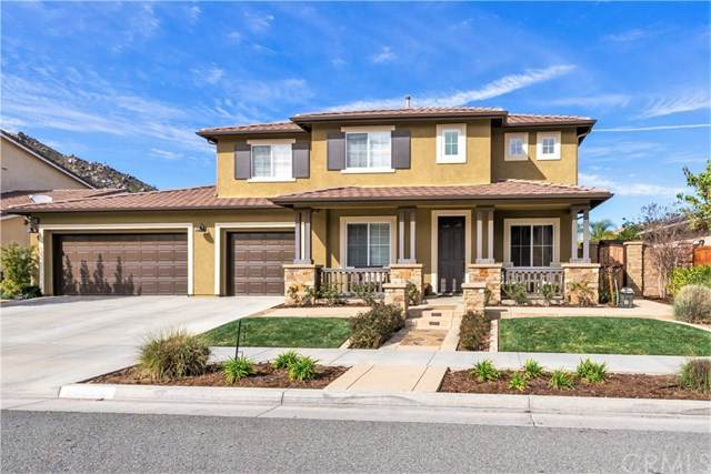 23234 Single Oak Way, Murrieta, CA 92562 (#SW20037577) :: Team Tami