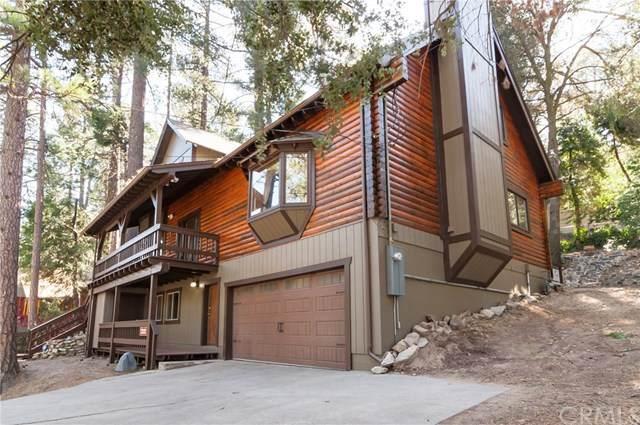 23387 Knapps Cutoff, Crestline, CA 92325 (#IV20036300) :: Rogers Realty Group/Berkshire Hathaway HomeServices California Properties
