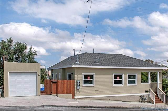 328 Dewey St., San Diego, CA 92113 (#200008950) :: The Brad Korb Real Estate Group