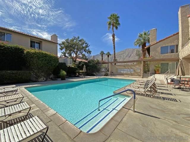 280 S Avenida Caballeros #226, Palm Springs, CA 92262 (#200008948) :: Crudo & Associates