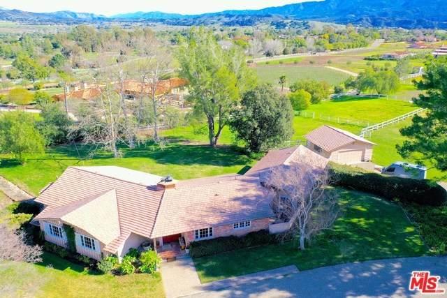 4910 Baseline Avenue, Santa Ynez, CA 93460 (#20557036) :: Cal American Realty