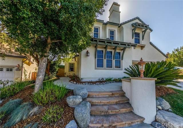 26828 Pine Cliff Place, Valencia, CA 91381 (#SR20039005) :: Allison James Estates and Homes
