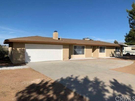 21560 Del Oro Road, Apple Valley, CA 92308 (#EV20038641) :: A|G Amaya Group Real Estate