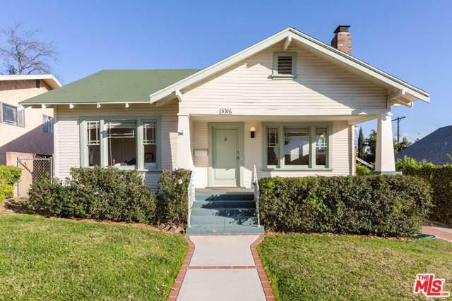 5316 Sierra Villa Drive, Los Angeles (City), CA 90041 (#20556588) :: Team Tami