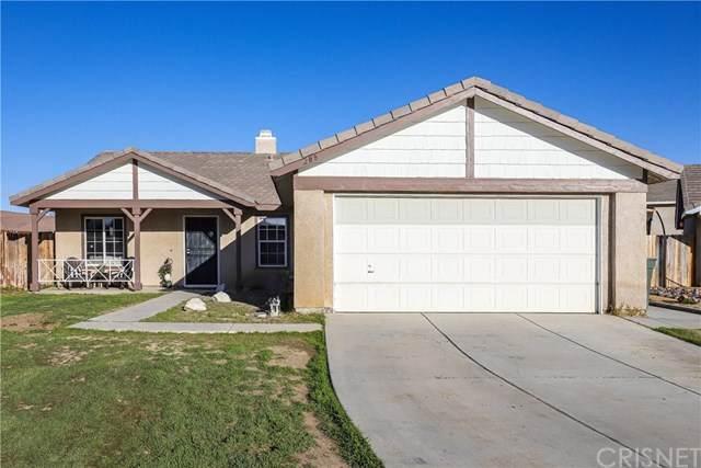 2188 Kenyon Court, Rosamond, CA 93560 (#SR20038833) :: RE/MAX Parkside Real Estate