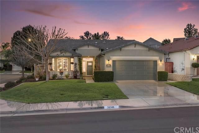 39365 Silver Oak Circle, Murrieta, CA 92563 (#SW20039044) :: Cal American Realty