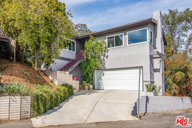 4843 Yosemite Way, Los Angeles (City), CA 90041 (#20555482) :: Team Tami