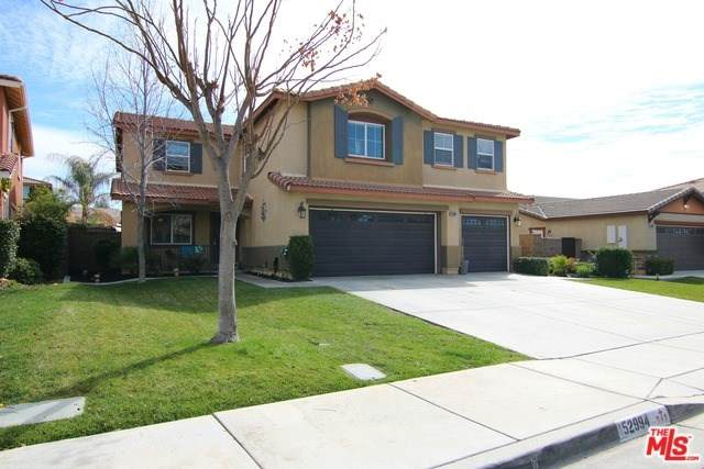 52994 Astrid Way, Lake Elsinore, CA 92532 (#20555004) :: Brenson Realty, Inc.